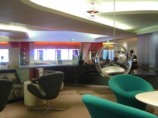Virgin Atlantic's Clubhouse in London Heathrow is the best airport lounge